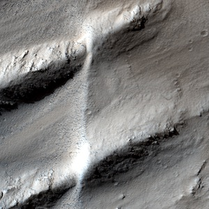 Pavonis Mons Tharsis Mars