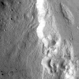 Ares Valles flood channel (THEMIS_IOTD_20140828)
