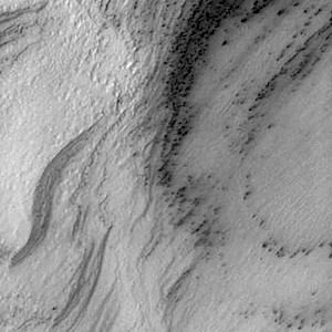 South polar cap layers (THEMIS_IOTD_20140918)