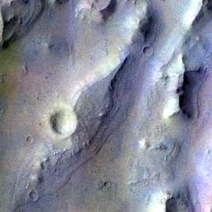Eos Chasma false color (THEMIS_IOTD_20141216)