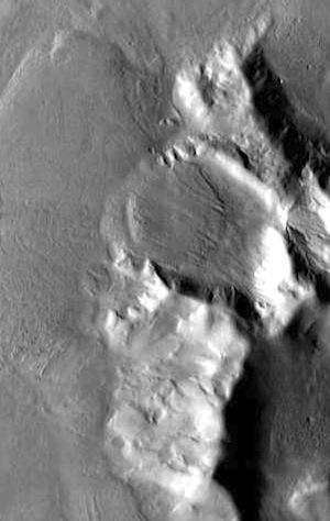 Debris flow (THEMIS_IOTD_20150408)