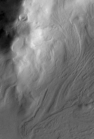 Debris flow (THEMIS_IOTD_20150414)