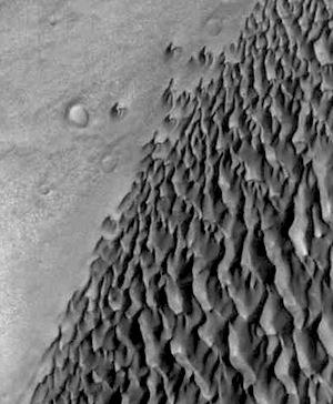 Proctor Crater dunefield (THEMIS_IOTD_20150428)