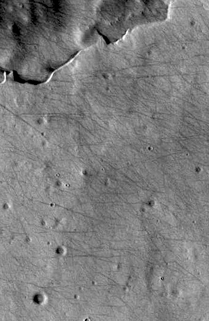 Dust devil tracks (THEMIS_IOTD_20150508)