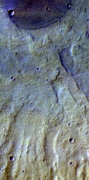 Channels in Terra Sirenum (THEMIS_IOTD_20160315)