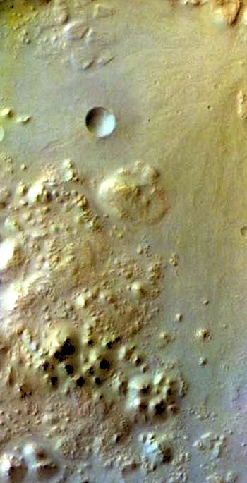 Ganges Chasma's mantled floor (THEMIS_IOTD_20160503)