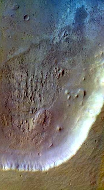 Peraea Cavus basin (THEMIS_IOTD_20160502)