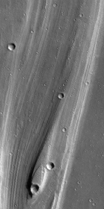 Streamlined islands in Shalbatana Vallis (THEMIS_IOTD_20160530)