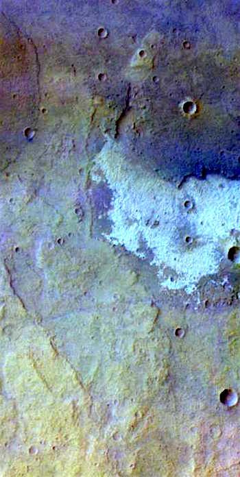 Geo-diversity in Terra Sirenum (THEMIS_IOTD_20160829)