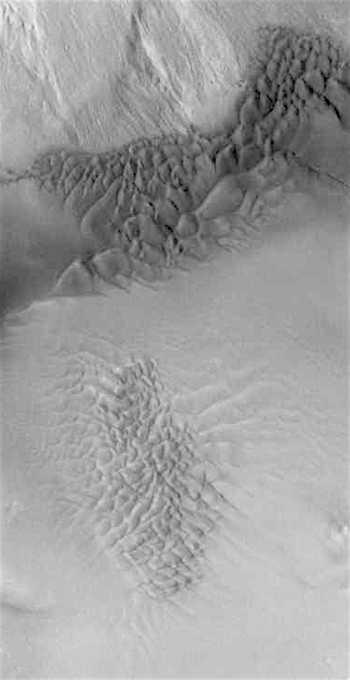 Swirling dunes in Juventae Chasma (THEMIS_IOTD_20160930)