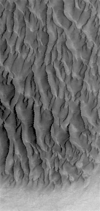 Sand sheet within Proctor Crater (THEMIS_IOTD_20161028)