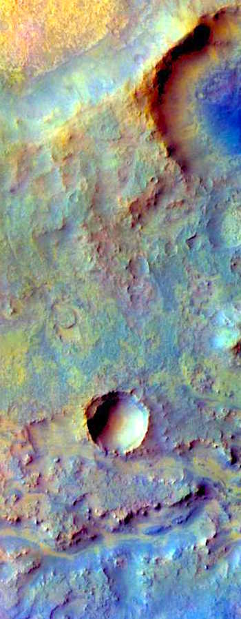 Terra Sabaea in false color THEMIS_IOTD_20161118)