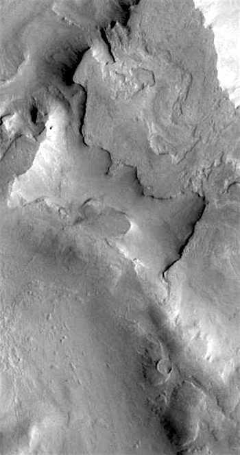 Crater on crater in Noachis Terra (THEMIS_IOTD_20161207)