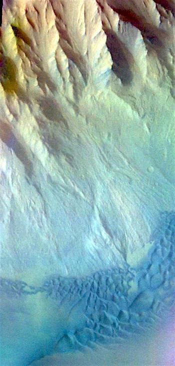 Dunes in Juventae Chasma (THEMIS_IOTD_20161227)