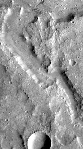 Terra Sirenum channel (THEMIS_IOTD_20161214)