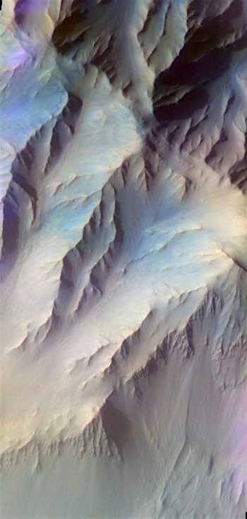Coprates Chasma false color (THEMIS_IOTD_20170216)