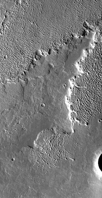 Daedalia lava flows rough and smooth (THEMIS_IOTD_20170227)