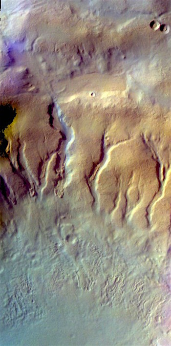 Gullies and dunes in Noachis Terra (THEMIS_IOTD_20170316)