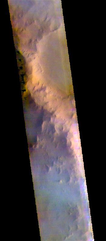 Scan across Terra Sirenum (THEMIS_IOTD_20170526)