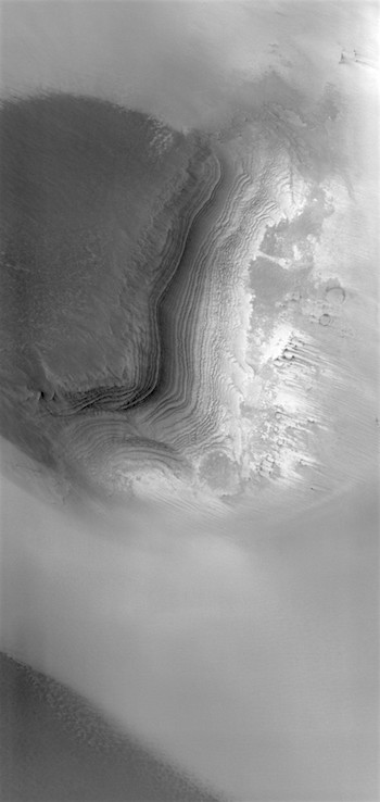 Southern ice cap layers (THEMIS_IOTD_20170508)