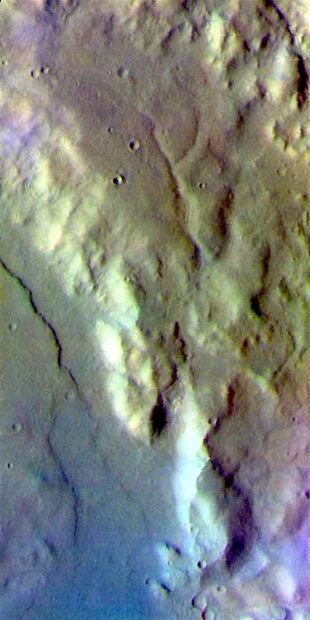 Terra Sirenum plains and craters (THEMIS_IOTD_20170525)