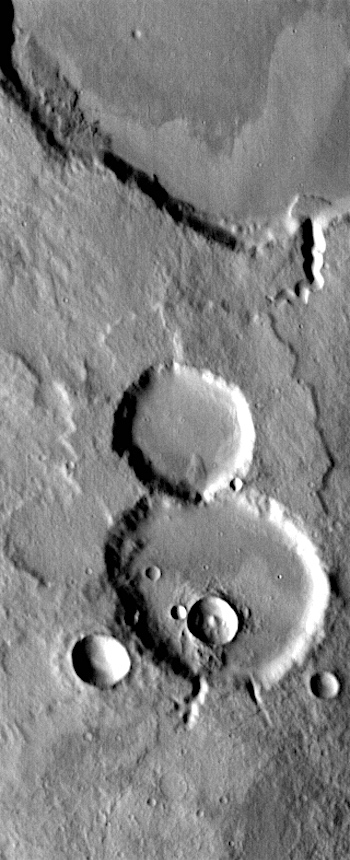 Craters in Memnonia (THEMIS_IOTD_20170614)