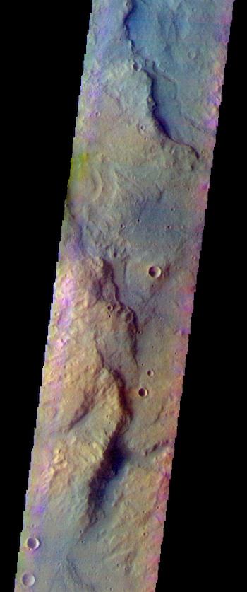 Hills and plains of Terra Sirenum (THEMIS_IOTD_20170714)