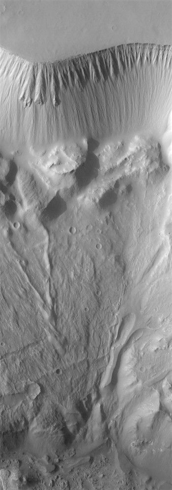 North wall of Hebes Chasma (THEMIS_IOTD_20170821)