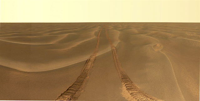 Mars-sands