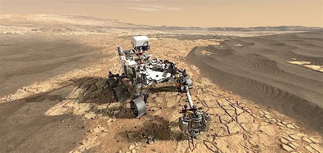 mars rover rendering 800