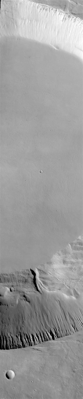 Pavonis Mons summit caldera (THEMIS_IOTD_20171106)