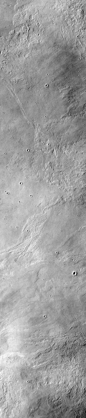 Flows on the caldera floor (THEMIS_IOTD_20180102)