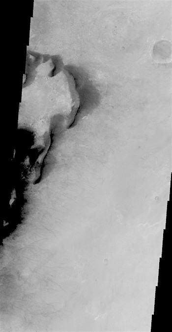 Kaiser Crater dunes (THEMIS_IOTD_20180123)