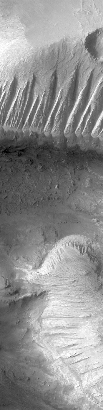 Yardangs in Candor Chasma (THEMIS_IOTD_20180112)