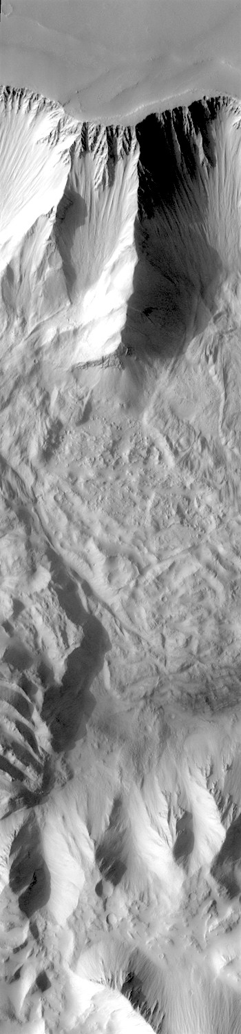 Landslides large and small (THEMIS_IOTD_20180214)