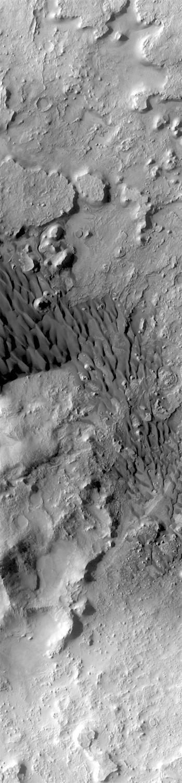 Dunes and dust in Arabia Terra (THEMIS_IOTD_20180319)