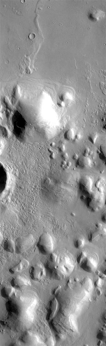 Arcadia's rounded hills (THEMIS_IOTD_20180425)