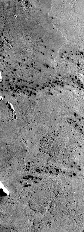 Peppering of small craters (THEMIS_IOTD_20180404)