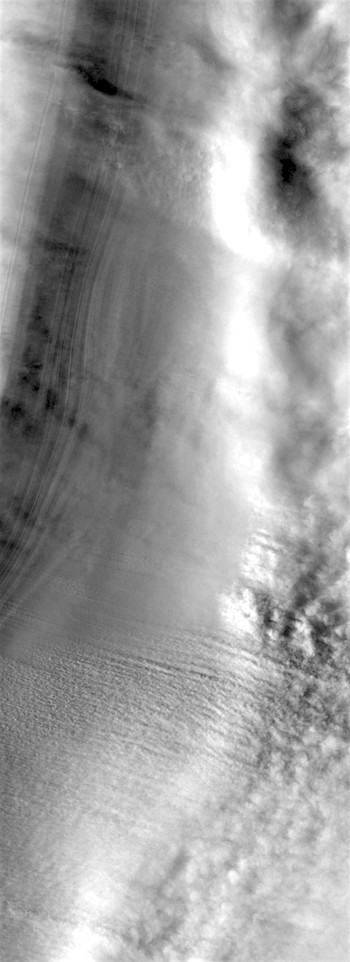 Polar winds stream off the ice cap (THEMIS_IOTD_20180405)