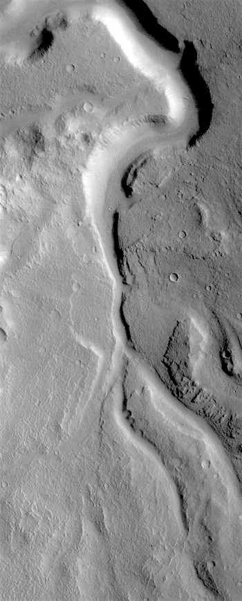 Merging channels in Xanthe Terra (THEMIS_IOTD_20180618)