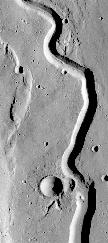 Lava channel Buvinda Vallis (THEMIS_IOTD_20180810)