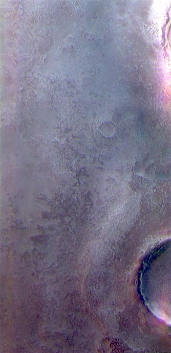 Northern craters in false color (THEMIS_IOTD_20181010)