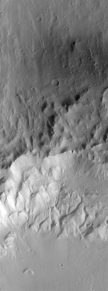 At the junction of two craters (THEMIS_IOTD_20181211)