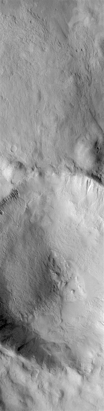 Crater gullies (THEMIS_IOTD_20181203)