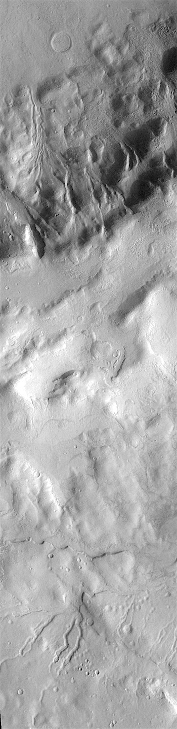 Gullies in Terra Sirenum (THEMIS_IOTD_20190125)