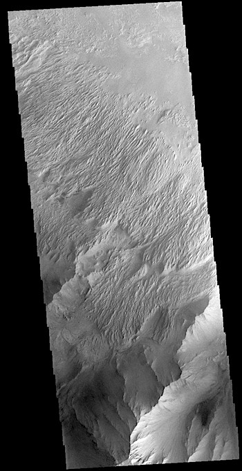 Yardangs in Candor Chasma (THEMIS_IOTD_20190122)