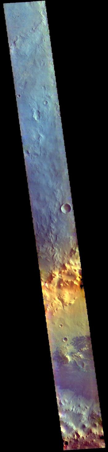 Crater dunes (THEMIS_IOTD_20190306)