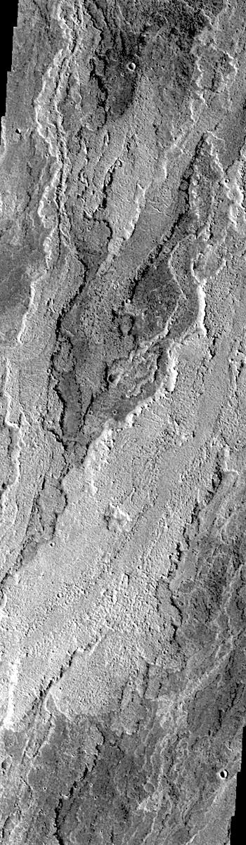 Daedalia Planum tapestry of rock (THEMIS_IOTD_20190322)