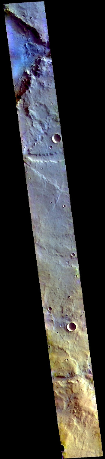Noachis Terra in false color (THEMIS_IOTD_20190411)