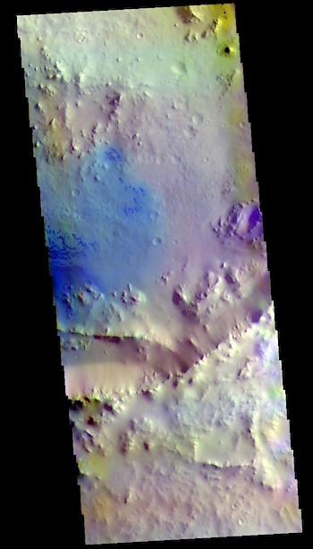 Meridiani crater dunes (THEMIS_IOTD_20190516)